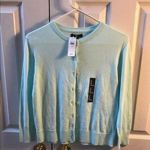 Gap Cardigan Size M light green NWT size M